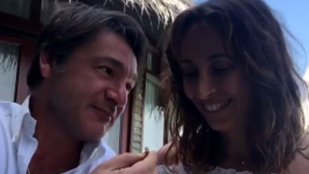 benedetta parodi riceve anello matrimonio-2
