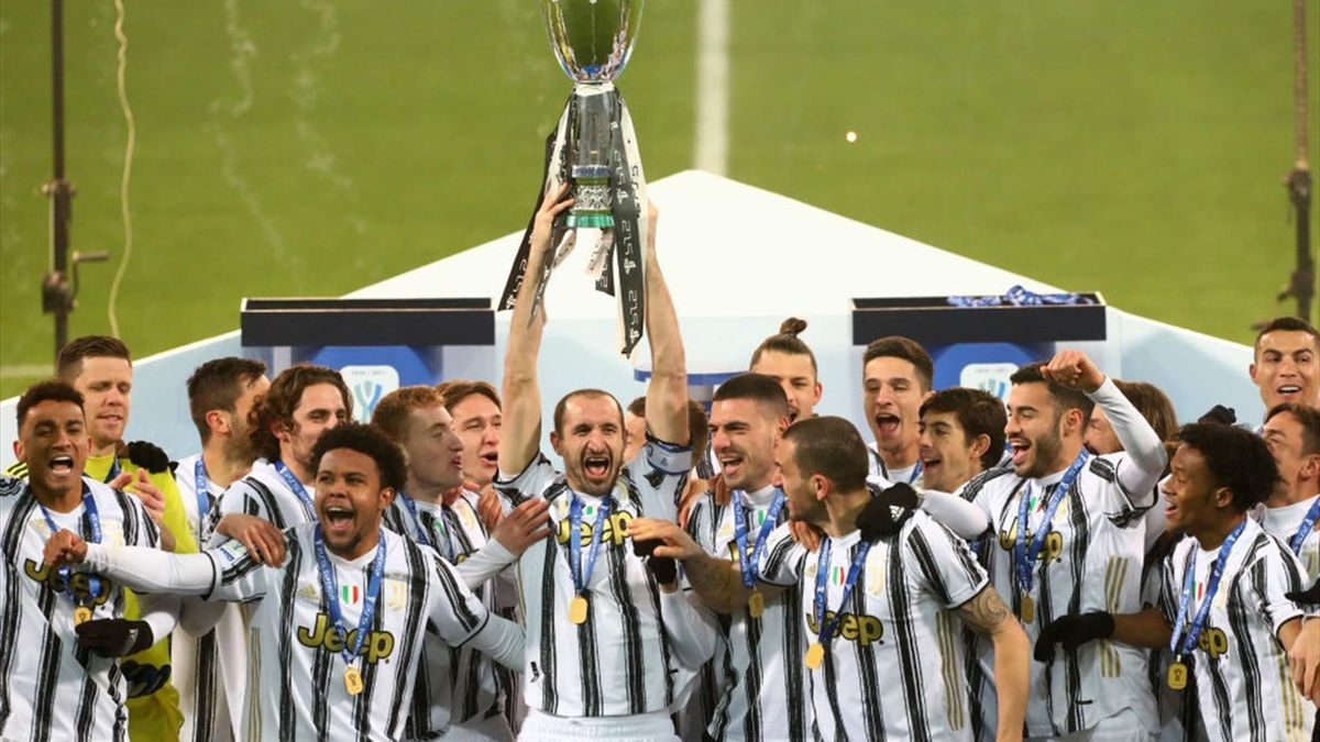Supercoppa italiana 2020-21