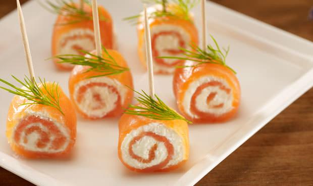 Bocconcini al salmone