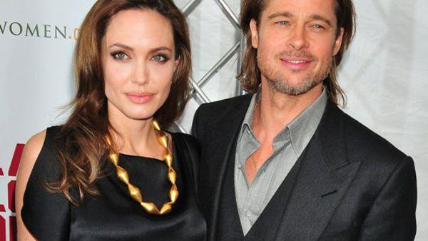 Brad Pitt e Angelina Jolie-2