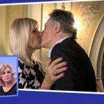 """""""Uomini e donne"""" Giorgio Manetti e la verità sul bacio a Gemma Galgani: «Non illudo nessuno, sarebbe stato scortese non farlo»"""
