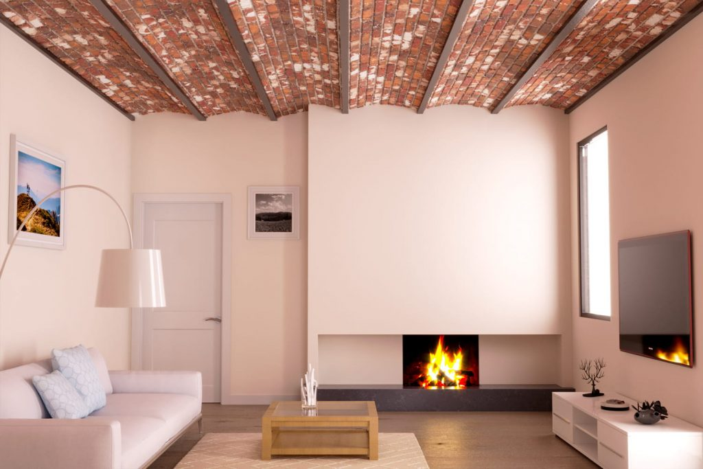 rendering interni - rendering per studi di architettura - rendering Faenza - Rendering arredamento - Rendering foto realistici