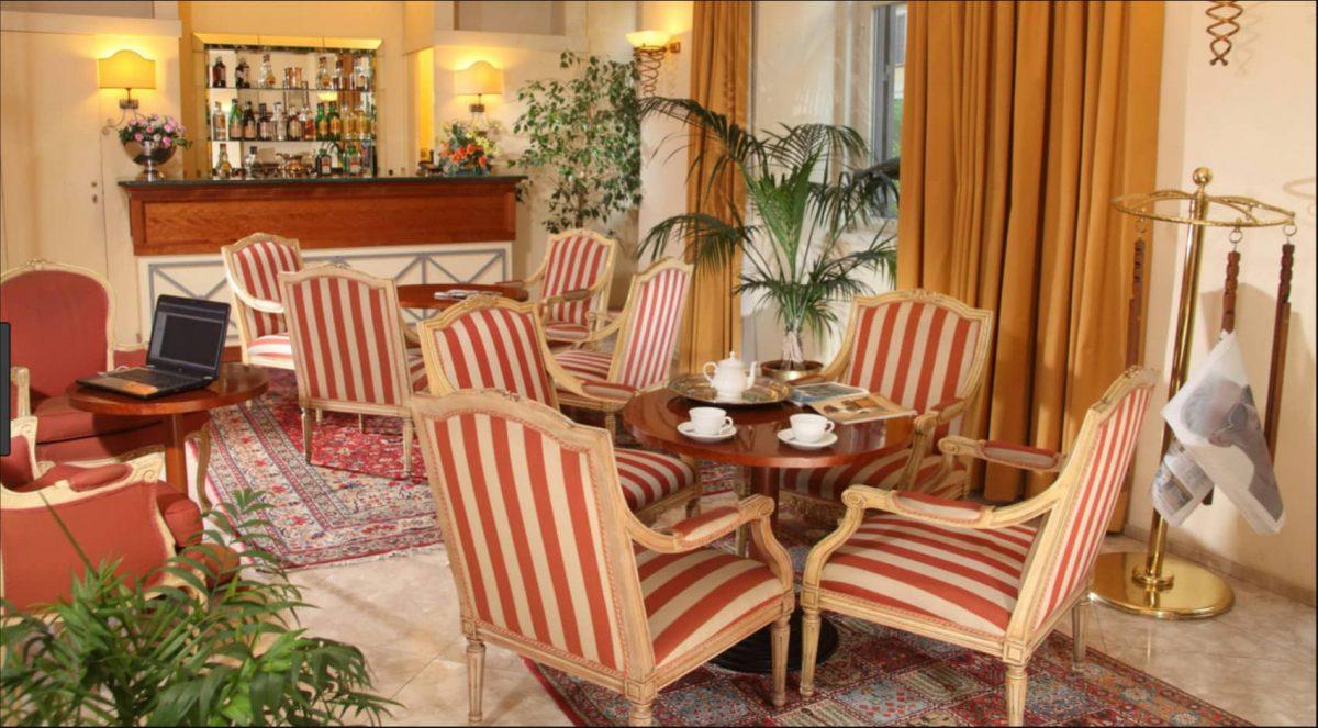 Progettazione Hotel Roma