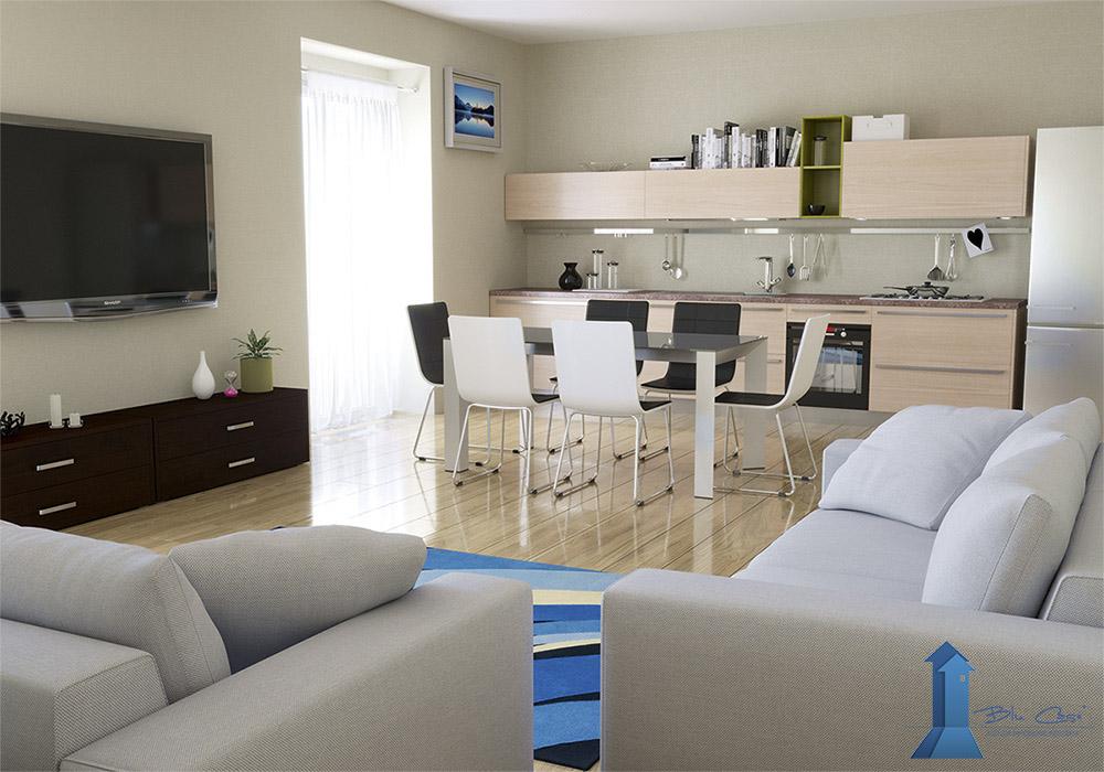 rendering agenzie immobiliari - rendering Torino - rendering Roma - rendering interni