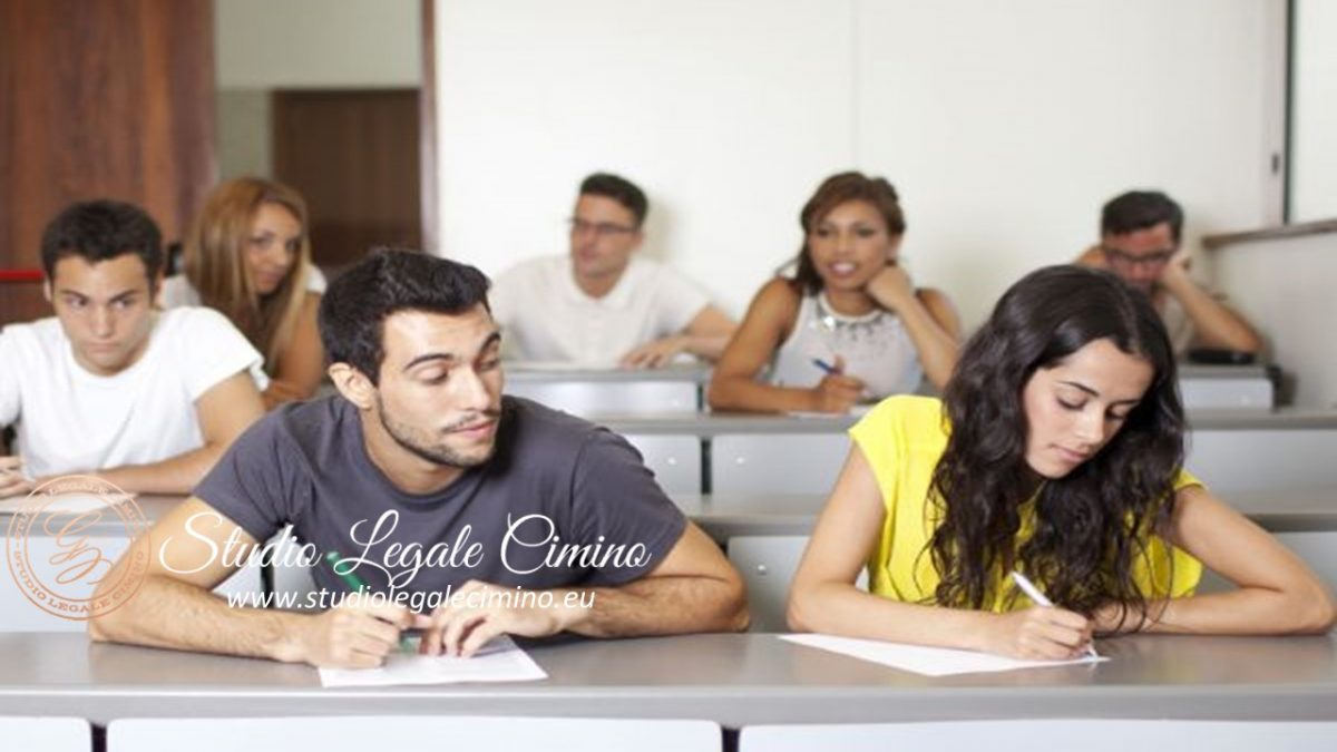 Subire il #plagio della #prova scritta agli #esami