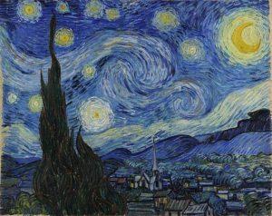 Quando i colori della notte incontrano la poesia