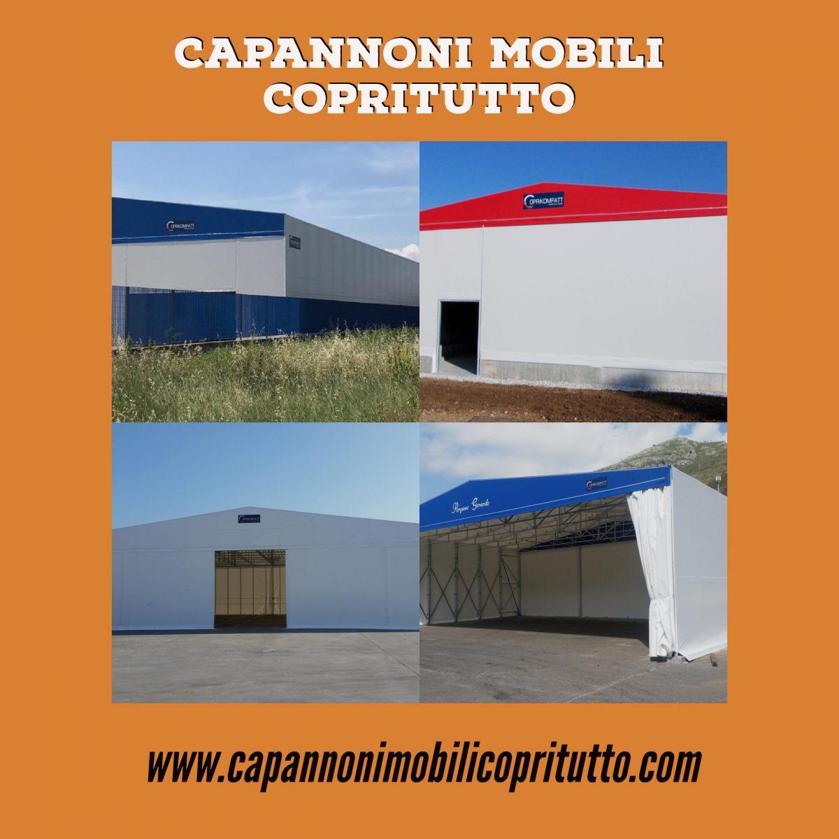 Magazzino mobile COPRITUTTO