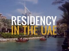 Video Residence in the UAE a look at the situation with the experts of Trinity Corporate Services_600