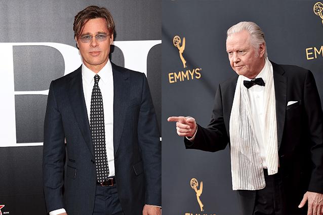 """Brad-Pitt-chiede-aiuto-a-suo-suocero-Jon-Voight-""""Voglio-fare-pace-con-Angelina"""""""