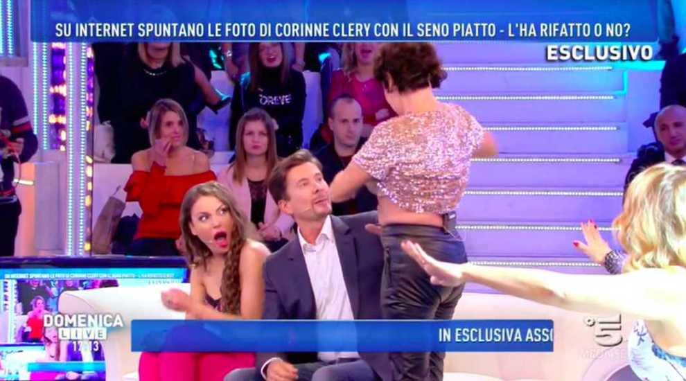 Corinne-Clery-seno-Domenica-Live_27132152
