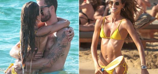 SPORT-PREVIEW-Kevin-Trapp-and-Izabel-Goulart