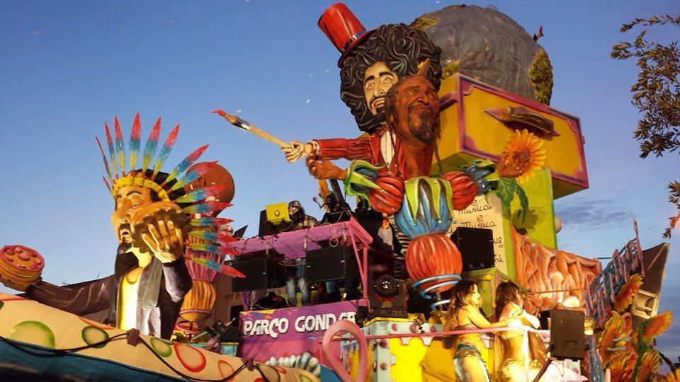 Carnevale a Gallipoli
