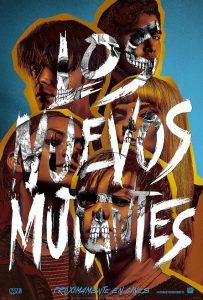 Los nuevos mutantes cartel