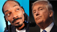trump vs snoop dogg