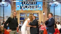 I Fatti Vostri: Giancarlo Magalli si scusa con Adriana Volpe in diretta