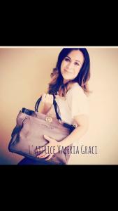 Valeria Graci Striscia la notizia.