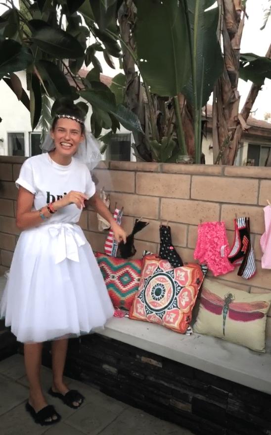 Bianca Balti, le nozze si avvicinano: ecco il suo addio al nubilato in California