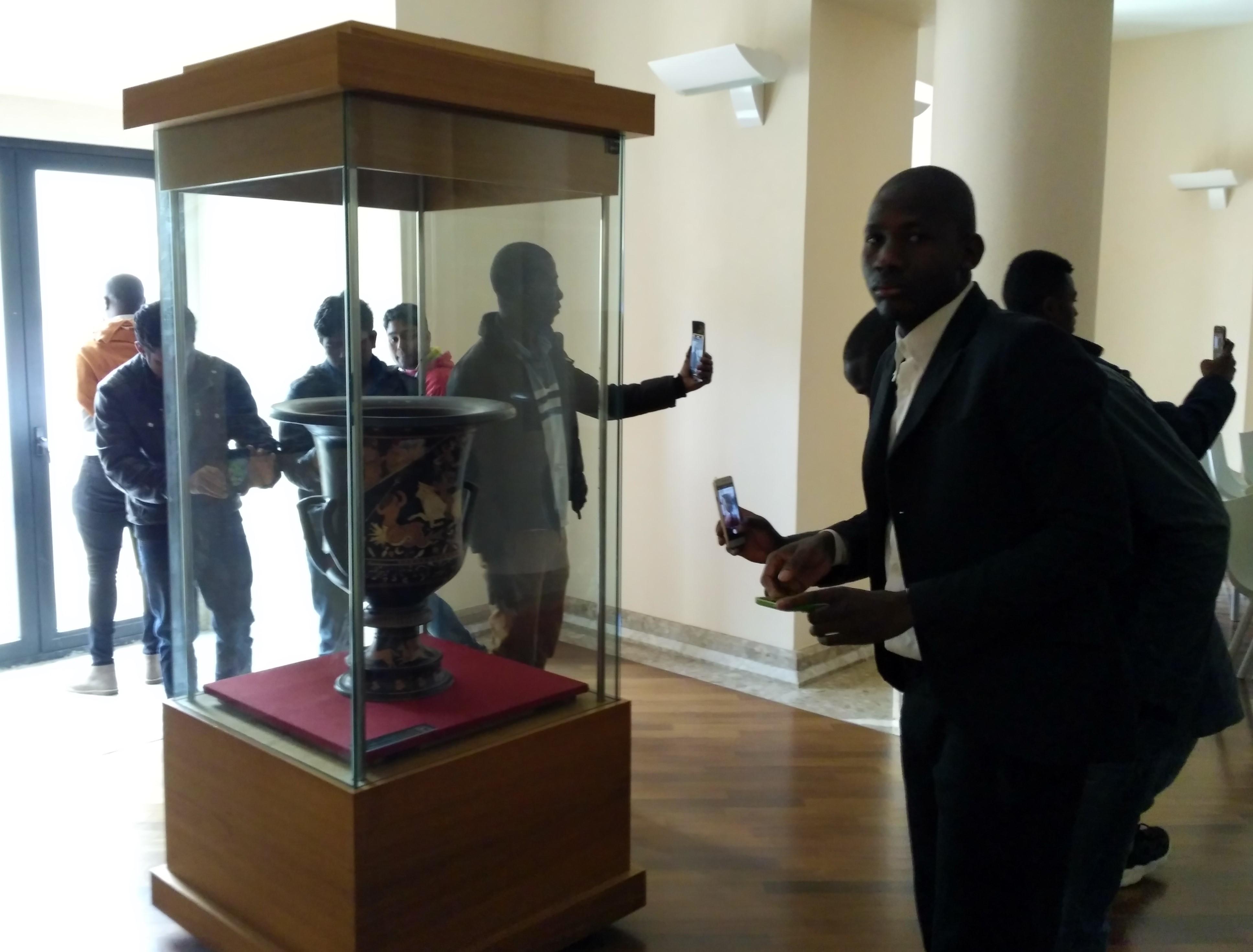 Un giorno al Museo