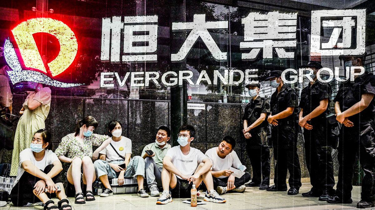 Crisi Evergrande, Pechino avverte di prepararsi alla tempesta