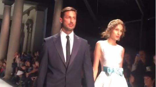 Fabrizio Corona, sposo modello a Milano
