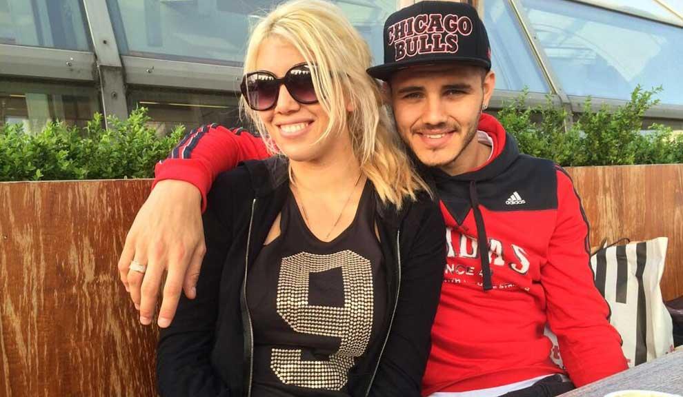 Wanda e Mauro Icardi, un altro fiocco rosa in arrivo: è Isabel