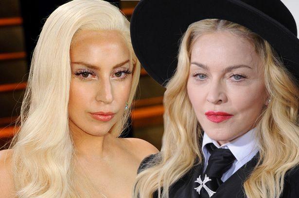 "Lady Gaga contro Madonna: ""Siamo diverse, io sono spontanea"""