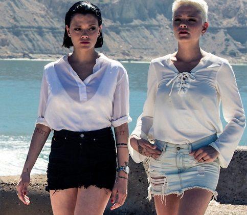 Corona, Silvia Provvedi e la sorella Giulia e la visita in carcere