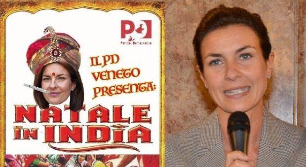 Viaggio in India, la Moretti non è più capogruppo del Pd