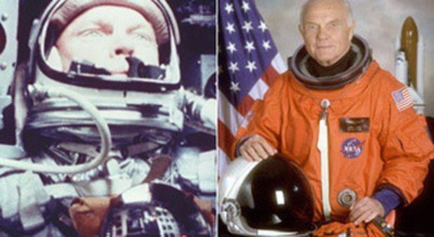 Morto John Glenn, il primo astronauta americano in orbita