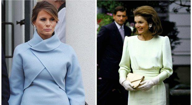 Melania come Jackie: nuove first lady crescono (e si ispirano)