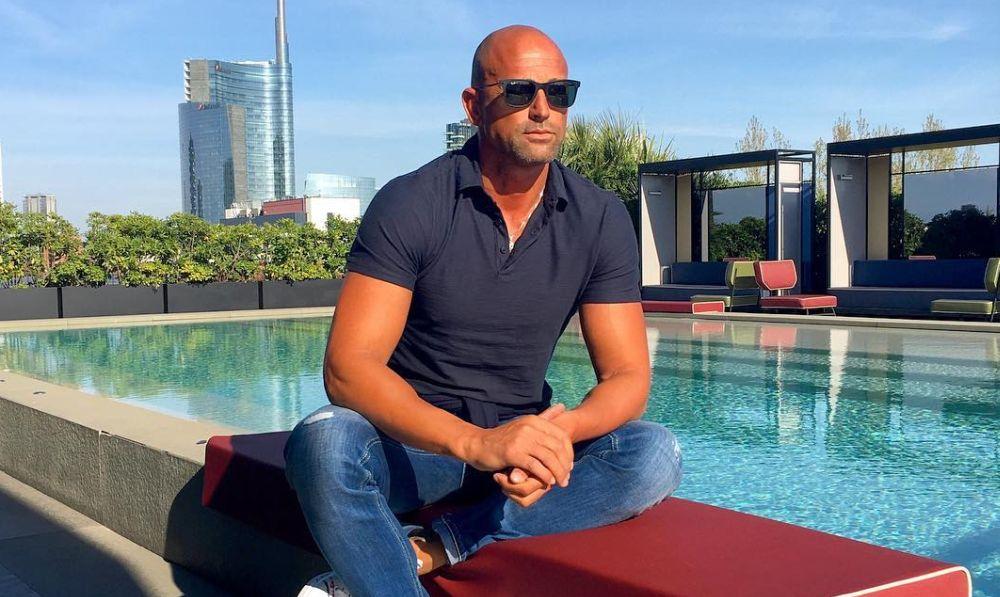 """Isola, Stefano Bettarini inviato: """"Pagato gli errori. La Marcuzzi? E' bastato un caffè"""""""