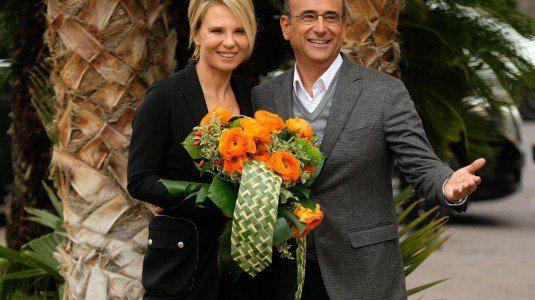 Maria De Filippi a Sanremo, ecco cosa terrà in tasca Carlo Conti per lei...