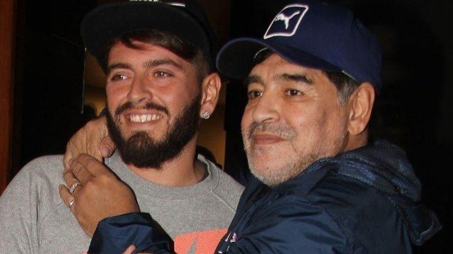 "Diego Armando Maradona JR: ""Ecco come ho incontrato mio padre"""