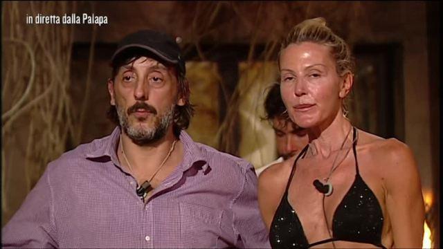 Isola dei Famosi: Nathalie Caldonazzo e Massimo Ceccherini sono i nominati della settimana