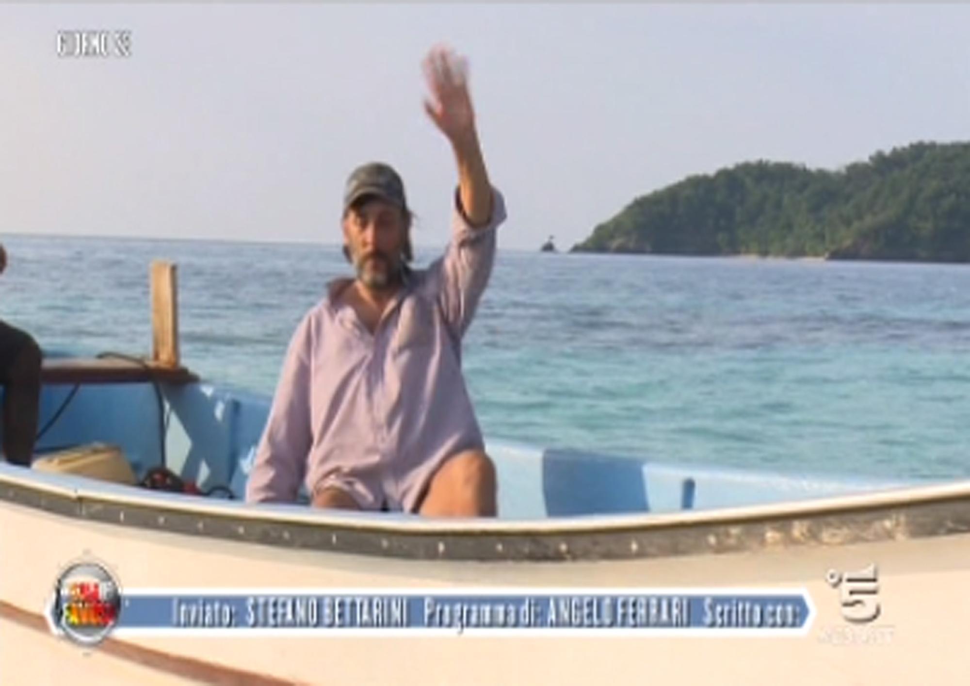 """Isola dei famosi, Massimo Ceccherini si ritira: """"Sono vecchio, voglio tornare a casa"""""""