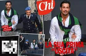 Fabrizio Corona fuori dal carcere, le prime foto dopo 4 mesi di detenzione