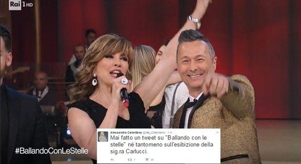 Ballando Con Le Stelle La Celentano Contro Valerio Scanu Mai