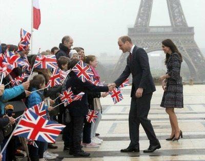 William e Kate a Parigi, ma non ricorderanno Lady Diana