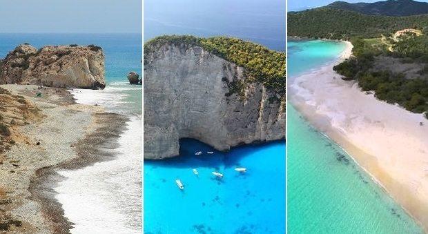 Le dieci spiagge più belle del Mediterraneo dalla Spagna a Cipro, passando per Italia, Grecia, Croazia e Tunisia