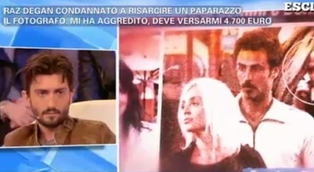 """""""Raz Degan condannato"""", l'ex naufrago snobba Barbara D'Urso e lei..."""