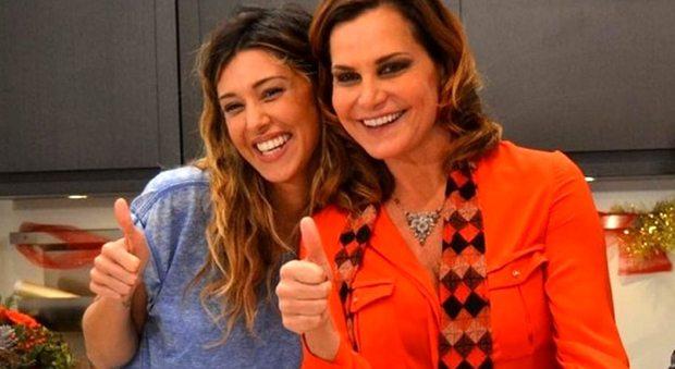Belen Rodriguez e Simona Ventura, voci di tensioni da primadonna. Ma fanno