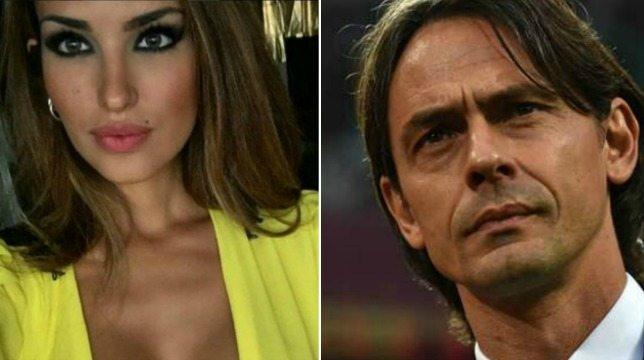 Uomini & Donne: Pippo Inzaghi nuovo corteggiatore di Rosa Perrotta, ma sbaglia account