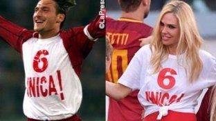 "Francesco Totti, per Ilary Blasi ""6 unico"""