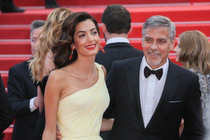 Clooney e Amal spendono 3 milioni di dollari per la sicurezza dei gemelli