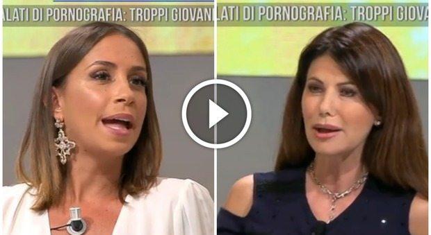 Susanna Messaggio contro Malena, l'accusa choc: