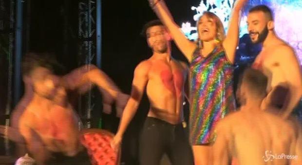 Barbara d'Urso ospite d'eccezione al Gay Village Fantasia