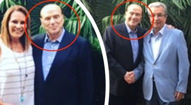 Berlusconi, nuovo look nella spa di lusso. Ma che fine hanno fatto i capelli?