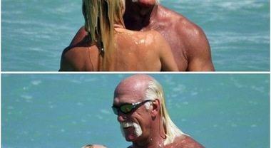 Hulk Hogan, bagno in Salento. Il wrestler è a caccia di masserie