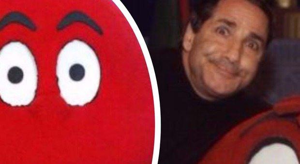 Morto Gero Caldarelli: dal 1990 animava il Gabibbo di 'Striscia la Notizia'