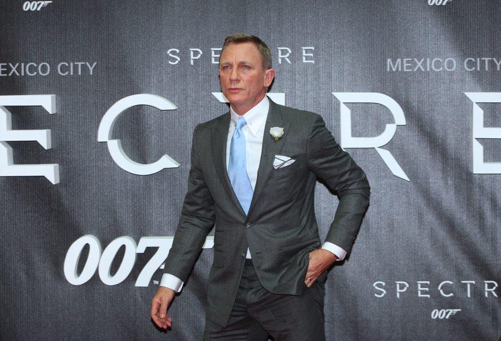 Daniel Craig conferma, tornerà nei panni di James Bond per l?ultima volta